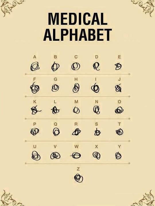 medical-alphabet