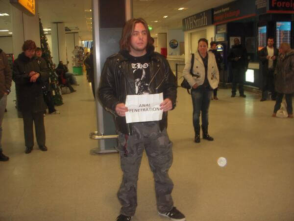 picking-up-metal-band-from-airport