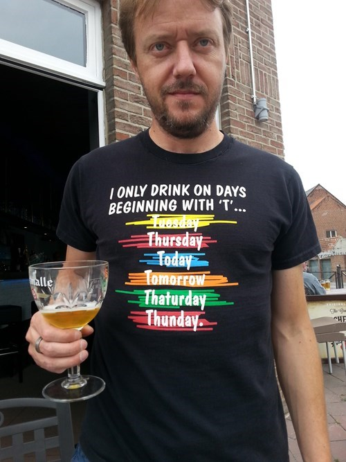 tshirt-i-only-drink-on-days-beginning-with-t