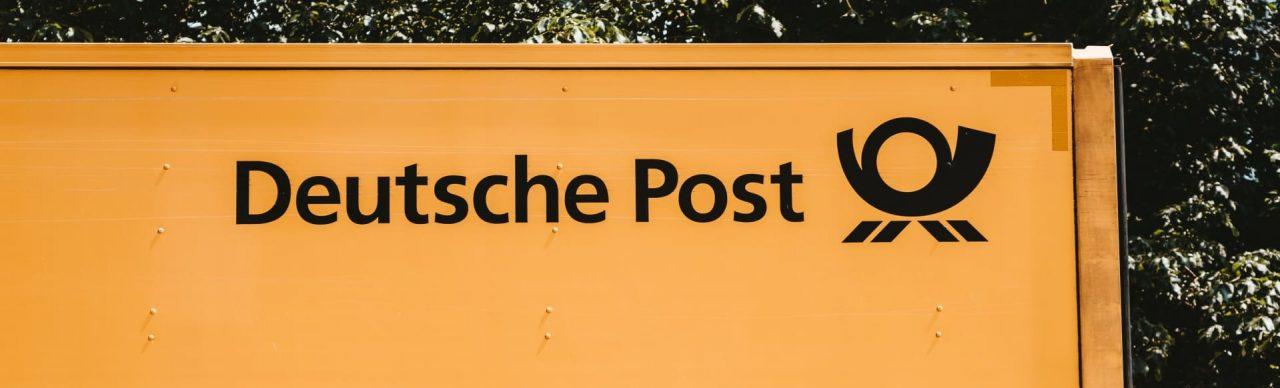 deutsche post lkw