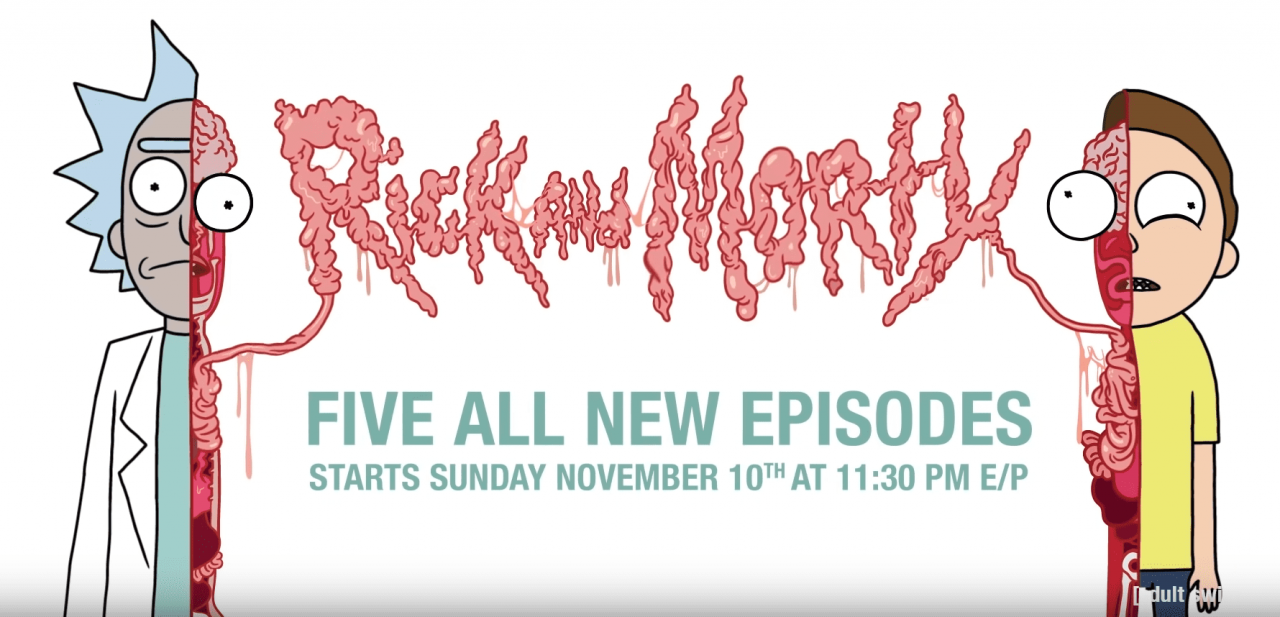 rick and morty, (c) adult swim