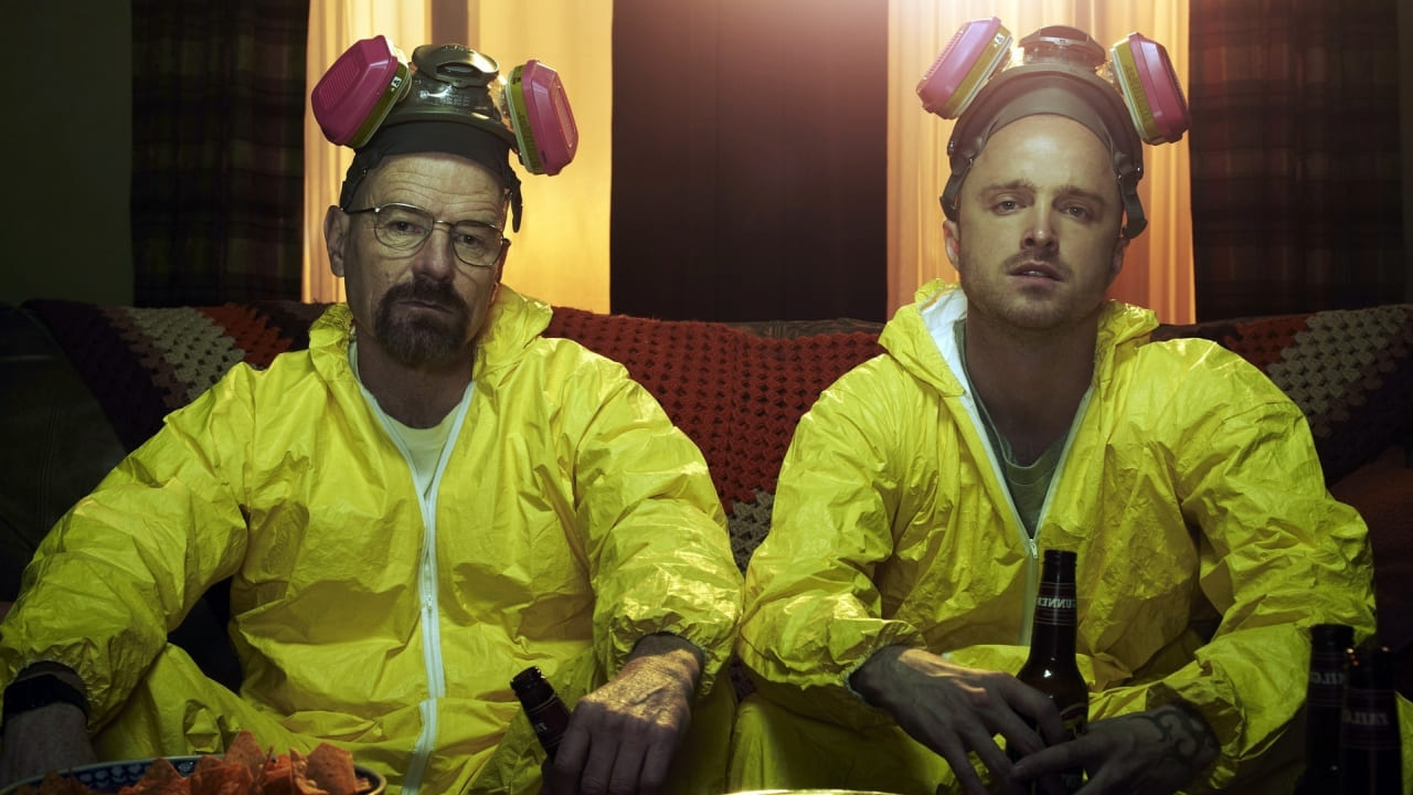 breaking bad - walter white, jesse pinkman